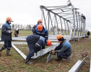 Строительство электрических трансформаторных подстанций